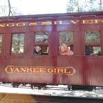 yankee girl .. our car we rode in