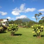 Foto de Arenal Backpackers Resort