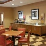 Bilde fra Hampton Inn Boston-Logan Airport