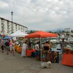 Flea Market at the Marina
