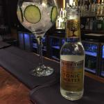 A rather welcome G&T