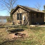 Couple's Cabin at Hueston Woods