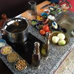 Cooking classes at the Kasbah Tamadot