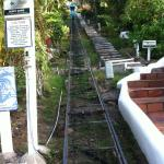 Funicular to Challets