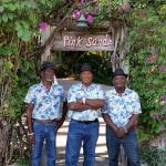 The famous and fun Brilanders are live every Wednesday night at the Pink Sands Resort