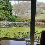 View from Loughrigg Suite living area