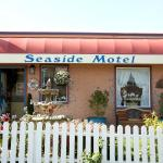 Seaside Motel Front Office
