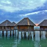 Telunas Beach Resort Cabins