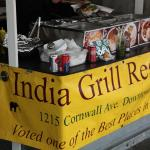 Indian Food Stand
