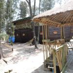 Bamboo Cottage/House 4