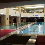 Marquis Spa with natural hot spring water!