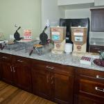 Newly Remodeled Continental Breakfast Area  view 6