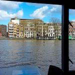 Photo de B&B Houseboat Little Amstel
