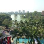 Chatrium Hotel Royal Lake Yangon Foto