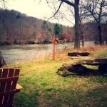 Photo de Asheville River Cabins