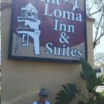 Point Loma Inn resmi