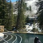 Oilman poolside - Vail Cascade late March 2015
