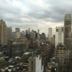 View from 37th floor room (room 3716)