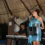Great MUsic nightly under the palapa Bar