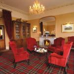 Glenveagh Room Arnolds Hotel Dunfanaghy Co Donegal