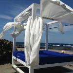 Beach Club piscina natural semi privada