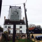 The Swan At Hilborough
