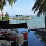 View from the Eatery