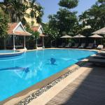 Fantastic hotel for exploring Angkor Wat and a great pool for escaping the heat! :-)