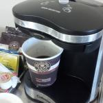 in-room coffee maker doesnt work