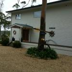 Front of B & B