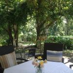 Inviting Places to sit & relax at Mapleton Falls Accommodation