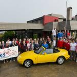 Mazda MX5 Clubs at New England Motor Lodge