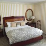 King Suite bedroom