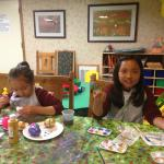 Easter Eggs Painting at Family Activities Center