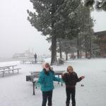 Photo de Tahoe Beach and Ski Club