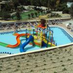 Younger Children's Area in the Water Park