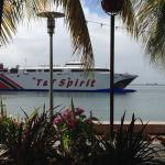 T&T Express sailing to Tobago