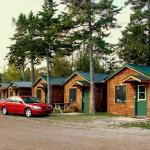 Some of the Lakeview cabins