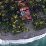 Birds Eye Property and Beach