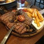 32oz Steak!!