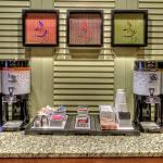 Free Hot Coffee in our Lobby 24/7