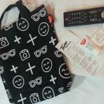 The bag is free given when check in (with purchase of package)