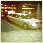 Limo pickup from LAS