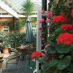 Relax in the Victorian Conservatory