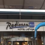 Photo de Radisson Blu Elizabete Hotel