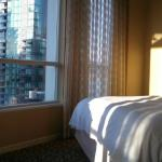 Foto de Vancouver Marriott Pinnacle Downtown Hotel