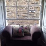 Room 3: a cosy sash window seat