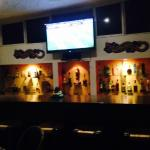 PC Sports bar two doors down
