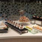 the everning buffet-desserts