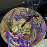 Personalized welcome treats for Easter!